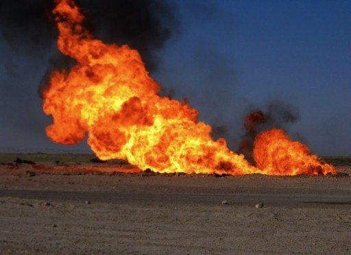 توقف صادرات النفط العراقي من كركوك بسبب هجوم