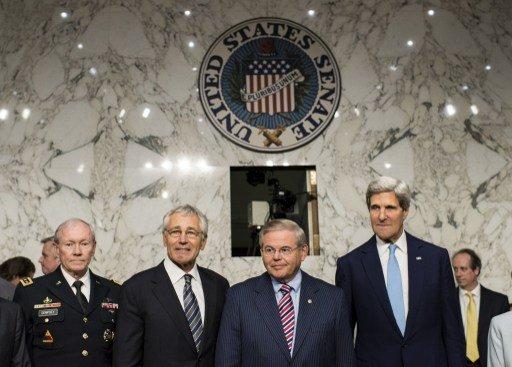 كيري أمام الكونغرس: يجب ردع الأسد عن استخدام الكيميائي وإلا فسيستخدمه مرة أخرى
