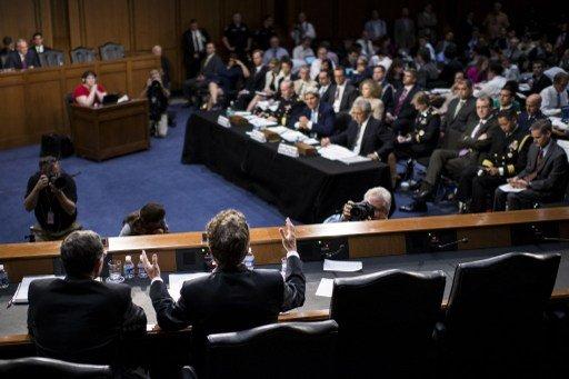 مجلس الشيوخ يحدد المدة الزمنية للتدخل العسكري الأمريكي في سورية بـ60 يوما