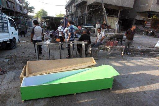 مقتل 18 شخصا من عائلة واحدة بينهم 6 أطفال بهجوم مسلح جنوبي بغداد