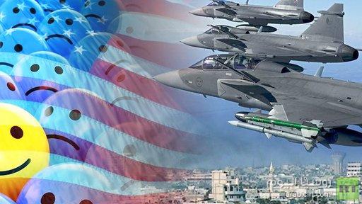 استطلاعات للرأي العام تشير إلى أن معظم الأمريكيين يعارضون التدخل في سورية