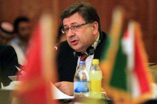 السفير التركي يعود الى القاهرة بعد استدعائه على خلفية فض اعتصامات مؤيدي مرسي