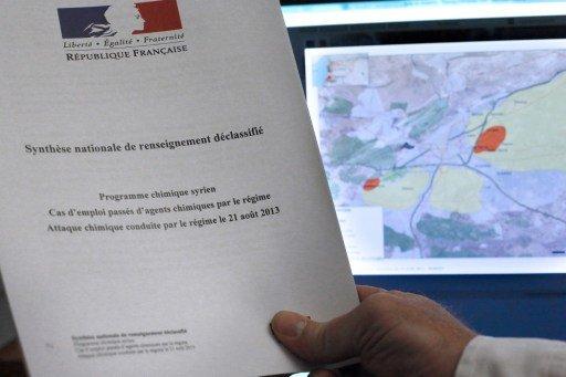 شكوك في البرلمان الأوروبي بشأن مصداقية الأدلة الفرنسية على الهجوم الكيميائي بريف دمشق