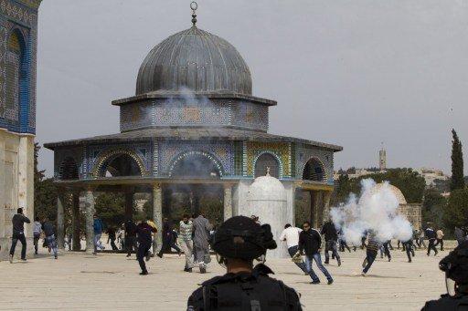 مستوطنون يقتحمون المسجد الأقصى مع بدء السنة العبرية الجديدة