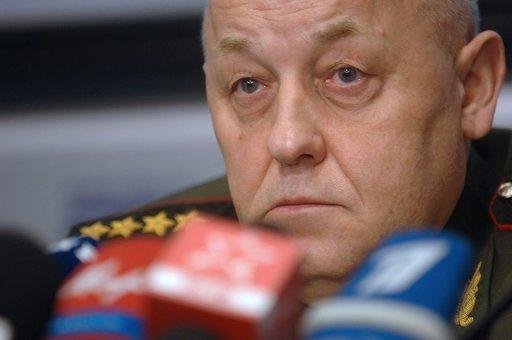 الجنرال بالويفسكي: آمل بتغلب العقل السليم وعدم إقدام واشنطن على تسديد ضربة الى سورية