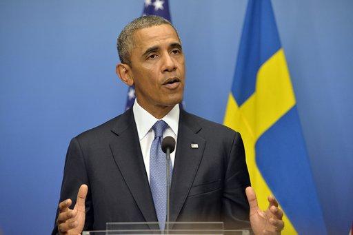 أوباما: واثقون من أن النظام السوري استخدم السلاح الكيميائي ضد شعبه