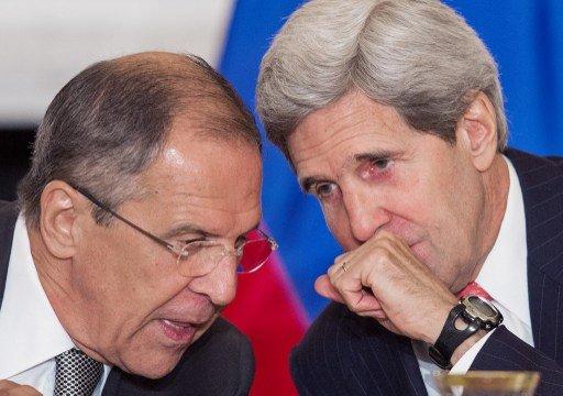 الخارجية الروسية: كيري تجنب الاتصال بلافروف لبحث الأزمة السورية خلال الأيام الماضية