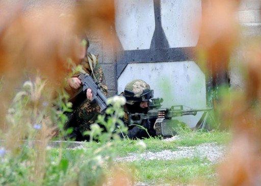 تصفية مجموعة من الإرهابيين في إقليم قبردينو بلقاريا بشمال القوقاز الروسي