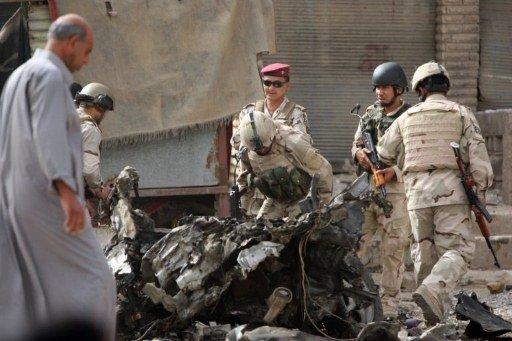 قتلى وجرحى في انفجار 3 سيارات مفخخة في كركوك شمال العراق