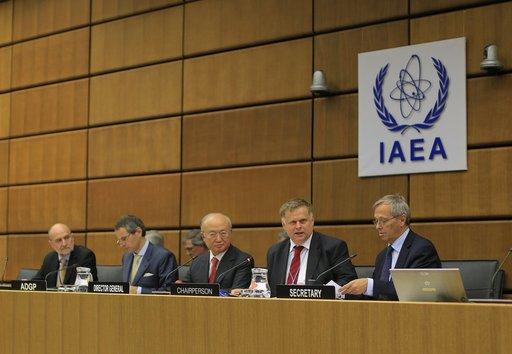 روسيا تطلب من الوكالة الدولية للطاقة الذرية تحليل أخطار الإشعاع المحتملة في حال ضرب سورية