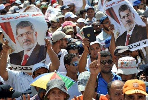 التحالف الوطني لدعم الشرعية يدين محاولة اغتيال وزير الداخلية المصري ويدعو لتظاهرات جديدة