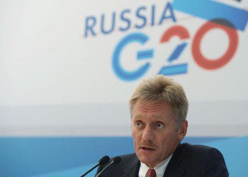 بيسكوف: آراء زعماء دول مجموعة العشرين حول سورية منقسمة بالمناصفة