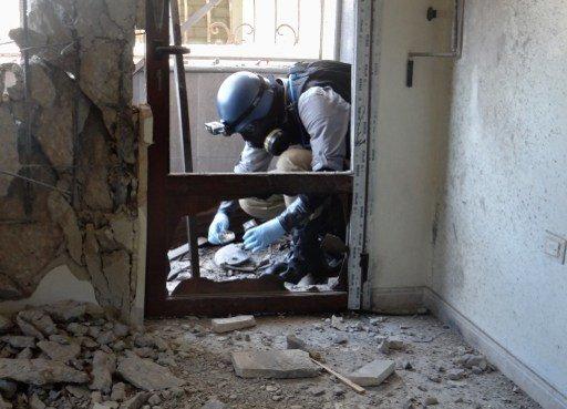 وزارة الدفاع البريطانية تؤكد العثور على آثار السارين في عينات التربة والأنسجة من سورية