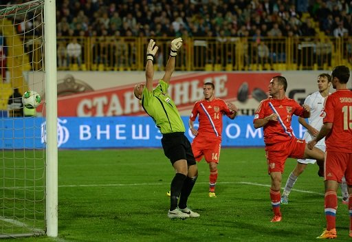 روسيا تهزم لوكسمبورغ في تصفيات مونديال 2014