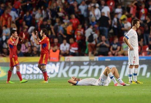 أرمينيا تقهر التشيك في عقر دارها في تصفيات كأس العالم 2014