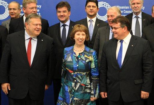 مؤتمر برلماني للاتحاد الأوروبي يدعو الى التحرك ازاء الوضع في سورية