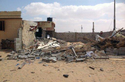 مقتل وإصابة 30 مسلحا في عمليات عسكرية شمال سيناء