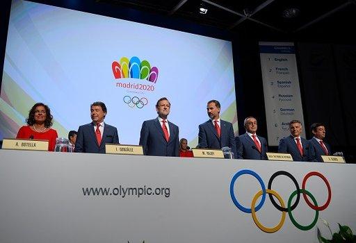 إستبعاد مدريد من سباق أولمبياد 2020