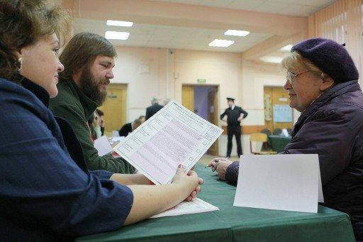 بدء عملية الاقتراع بيوم التصويت الموحد في 80 إقليما في روسيا وانتخابات عمدة موسكو