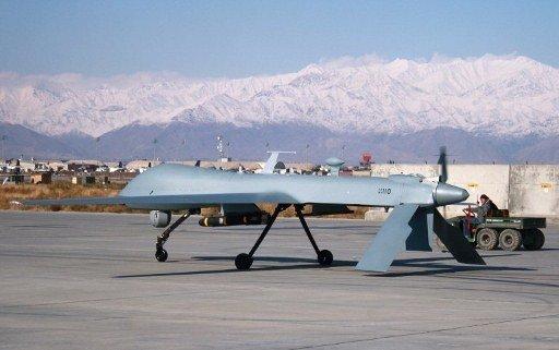 مقتل 16 شخصا في غارة امريكية بطائرة بدون طيار شرق افغانستان