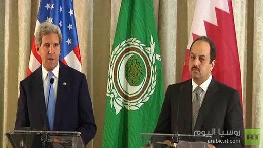 كيري: واشنطن لا تستبعد عودة الملف السوري إلى مجلس الأمن الدولي