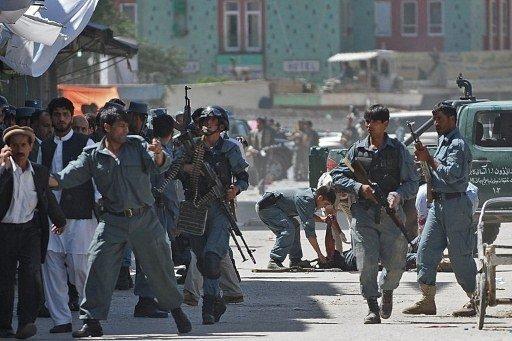 مقتل 4 عناصر من الاستخبارات الأفغانية في هجوم لطالبان جنوب أفغانستان