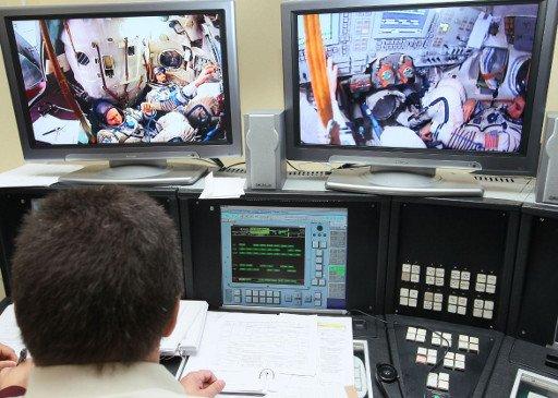 رواد الفضاء الروس في المحطة الفضائية الدولية يدلون بأصواتهم في انتخابات عمدة موسكو