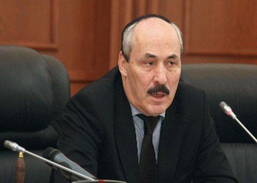 انتخاب رمضان عبد اللطيفوف رئيسا لداغستان