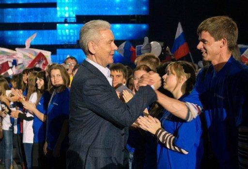 سوبيانين يفوز في انتخابات عمدة موسكو بحصوله على 51,37% من الأصوات