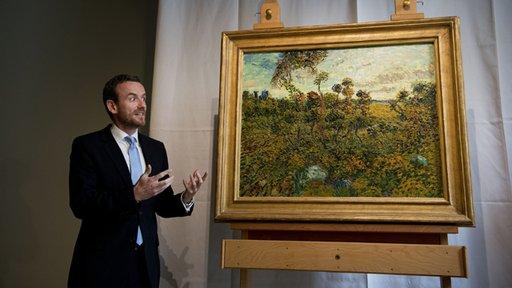 متحف فان جوخ في أمستردام يكتشف لوحة جديدة للرسام المشهور