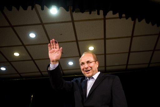 اعادة انتخاب باقر قاليباف رئيسا لبلدية طهران