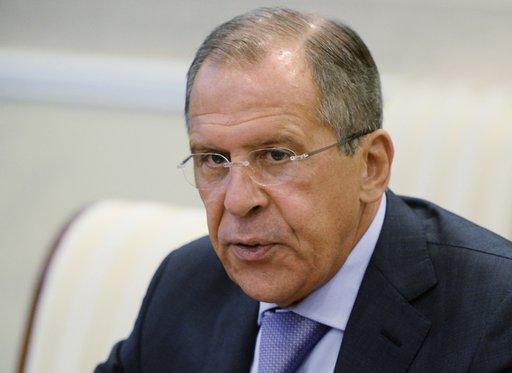 لافروف: بحثنا مع الوزير الليبي امكانية تزويد ليبيا بالأسلحة الروسية