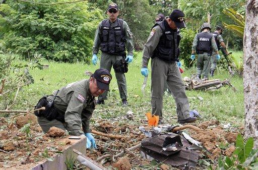 مقتل جنديين بانفجار في مدرسة جنوب تايلاند