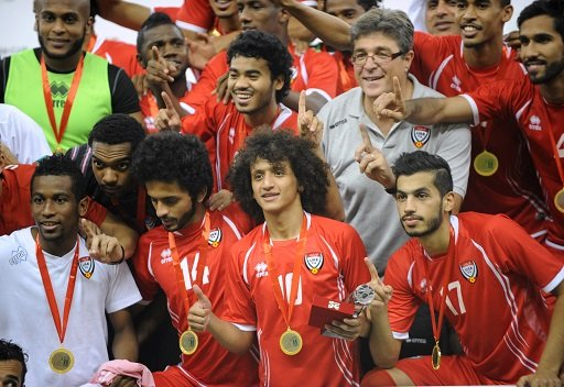 الأبيض الإماراتي بطلاً للدورة الدولية الرباعية الودية بكرة القدم