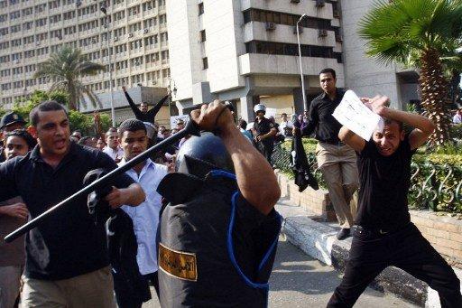 منظمة العفو الدولية تدعو إلى تحقيق مستقل في استخدام القوة من جانب قوات الأمن المصرية