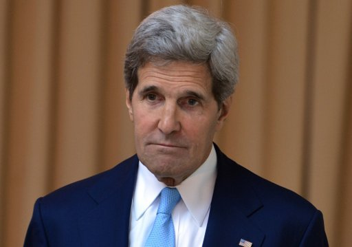 كيري: واشنطن ولندن وباريس ستدرس خلال الأسبوعين القادمين مقترح موسكو بخصوص الكيميائي السوري