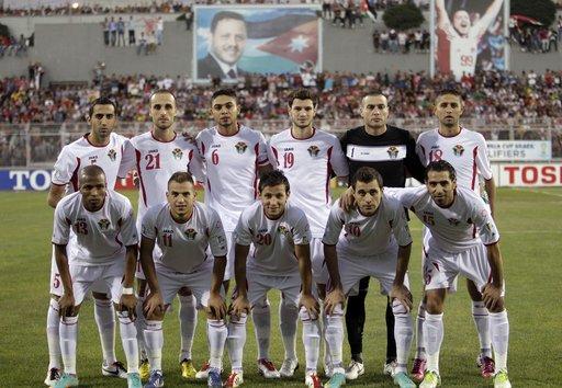 منتخب النشامى يهزم أوزبيكستان ويقترب من مونديال البرازيل 2014