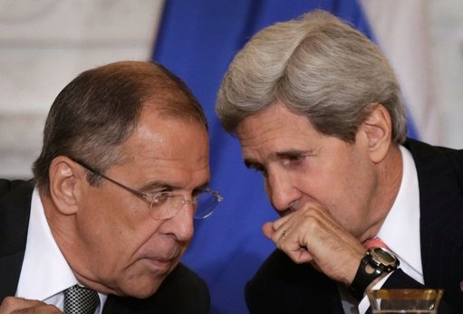 واشنطن: لافروف وكيري سيناقشان في جنيف يوم 12 سبتمبر مشروع قرار أممي حول الكيميائي السوري