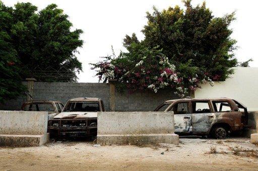انفجار قوي بالقرب من مبنى تابع للخارجية الليبية في بنغازي
