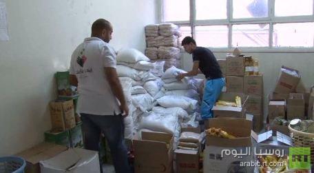 إيران تمد سورية بالغذاء والدواء
