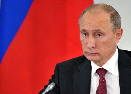 بوتين يبحث مع ولي عهد أبوظبي الوضع في سورية والعلاقات الثنائية بين روسيا والامارات
