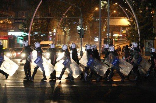 وزارة الداخلية التركية: الشرطة لم تقتل المتظاهر جنوب البلاد