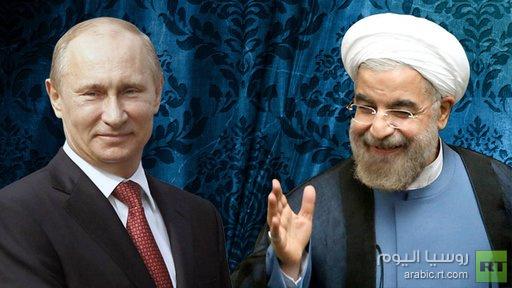 بيسكوف: بوتين سيبحث مع روحاني مسائل التعاون العسكري