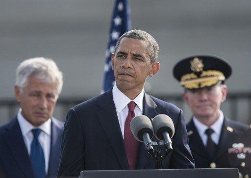 أوباما يلقي كلمة بمناسبة الذكرى الـ12 للعمل الإرهابي يوم 11 سبتمبر