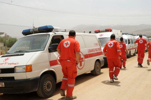 الصليب الأحمر يدعو كيري ولافروف الى بحث عمل الأطباء في سورية