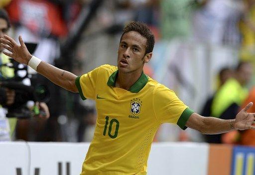 بالفيديو ... هدف نيمار الرائع في مرمى البرتغال!