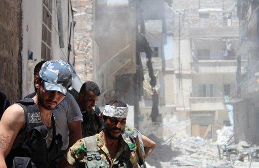 مقتل 11 مسلحا من جنسيات مختلفة في غارة مقاتلة سورية على مشفى بحلب