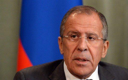 لافروف: هناك فرصة للسلام في سورية وعلينا ألا نضيعها