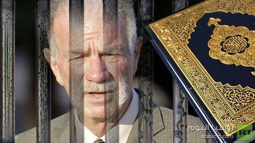 اعتقال القس جونز لمحاولته إحراق نسخ من القرآن الكريم بعدد ضحايا 11 سبتمبر