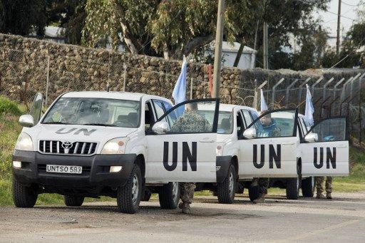 الأمم المتحدة جاهزة لارسال قواتها لحماية الترسانة الكيميائية في سورية